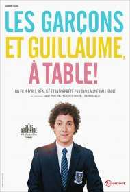 Les Garcons et Guillaume à Table